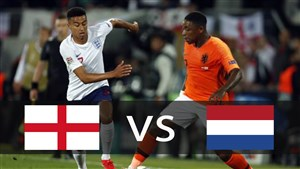 خلاصه بازی هلند 3 - انگلیس 1 (گزارش قانع)