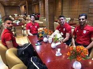 آخرین وضعیت اردوها و بازیهای تداراکاتی تیم ملی