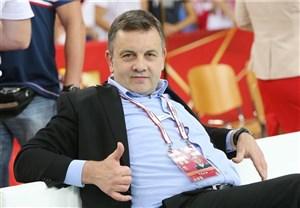 جمشید حمیدی : کولاکویچ هیچ تاثیری در تیم ملی نداشته!