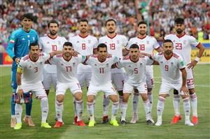 برنامه بازیهای تیم ملی فوتبال اعلام شد