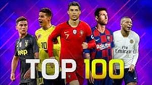 صد گل برتر فوتبال جهان در فصل 19-2018