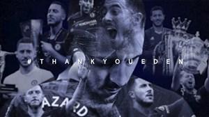 تشکر باشگاه چلسی از 7 فصل حضور ادن هازارد