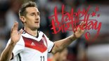 16 گل کلوزه در جام های جهانی به مناسبت تولدش