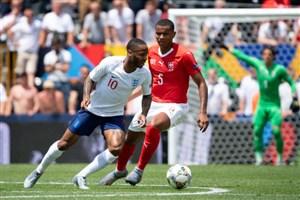 خلاصه بازی سوئیس 0 - انگلیس 0 +(پنالتی)