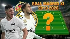 ترکیب احتمالی رئال مادرید با حضور ستارگان جدید