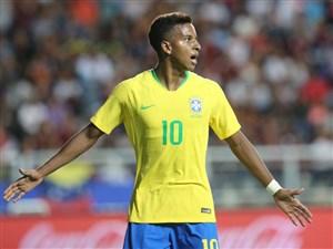 گلزنی رودریگو خرید جدید رئال مادرید برای برزیل