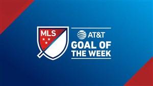 برترین گل های هفته لیگ MLS آمریکا 2019