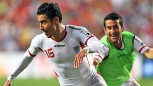 گل های حساس قوچان نژاد در تیم ملی