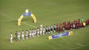 پخش شدن سرود ملی برزیل با تلفن همراه