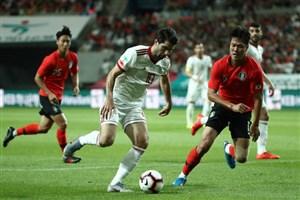 خلاصه بازی کره جنوبی 1 - ایران 1