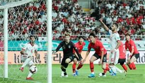 آمار بازی کره جنوبی - ایران