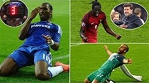 گل های لحظه آخری و سرنوشت ساز دنیای فوتبال