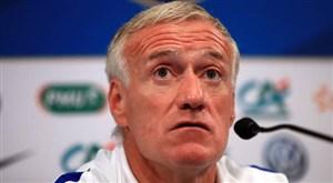 دشان: جدیت و تعهد بازیکنان فرانسه عالی بود