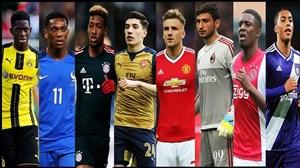 10 استعداد برتر دنیای فوتبال در فصل 19-2018