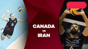 بازی خاطره انگیز ایران - کانادا