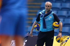 صحبت های خوشخبر از اردوی تیم ملی والیبال در چین