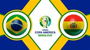 خلاصه بازی برزیل 3 - بولیوی 0 (کوپا آمریکا2019)