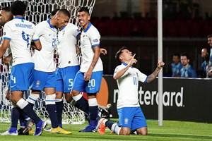 برزیل 3-0 بولیوی: شروع مقتدرانه سلسائو