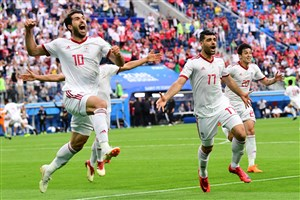 درچنینروزی؛ پیروزی شیرین ایران مقابل مراکش