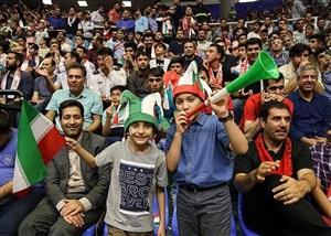 شمارش معکوس برای لیگ ملت های والیبال در اردبیل
