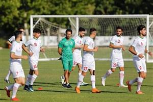 لغو اردوی تیم امید به خاطر تاخیر در شروع لیگ