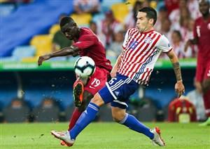 پاراگوئه 2-2 قطر: درخشش قهرمان آسیا در ماراکانا