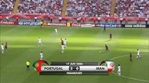 درچنین روزی شکست ایران مقابل پرتغال در جام جهانی2006