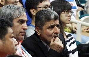 اعلام سرپرست کاروان ورزشی ایران در یونیورسیاد