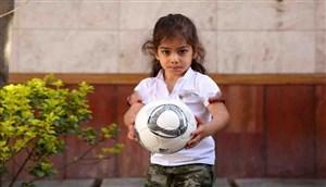 مهارتهای فوتبالی آرات حسینی ، نابغه خردسال ایرانی