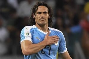 کاوانی: اروگوئه میتواند قهرمان کوپا شود