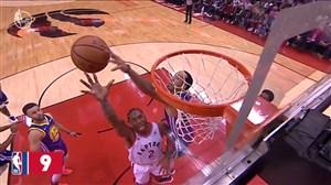 بهترین دفاعهای فینال NBA 2019