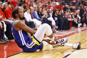 شدیدترین مصدومیت ها در فینال NBA از سال 2015