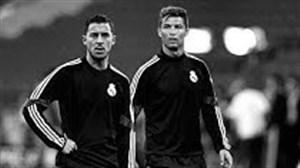 ادن هازارد جایگزین رونالدو در رئال مادرید