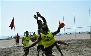 سهمیه جهانی هندبال ساحلی ایران پرید