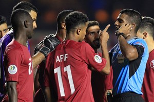 احتمالات صعود قطر به مراحل حذفی کوپا آمهریکا