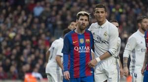 تکنیک های رونالدو در تقابل با بارسلونا