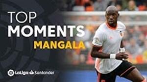 برترین لحظات مانگالا در لالیگا اسپانیا