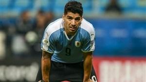 سوارز: اروگوئه نباید ژاپن را دستکم میگرفت