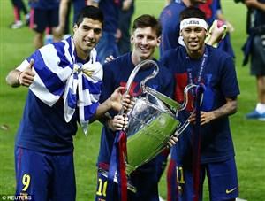 بارسلونا اسیرشده در خاطره فینال برلین 2015