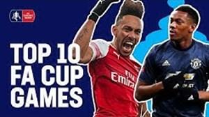 بهترین بازی های fa cup درفصل 19-2018