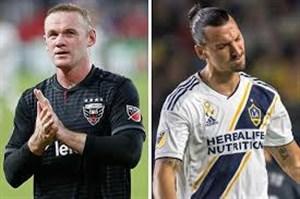 زلاتان و رونی در تیم منتخب MLS برای دیدار با اتلتیکو