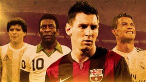 نگاهی به 10 بازیکن از برترین های تاریخ فوتبال
