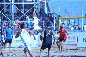 ساحلی بازان هندبال به دنبال سهمیه جهانی