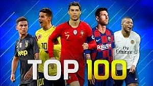 100 گل برتر دنیای فوتبال در فصل 19-2018 ( قسمت 1 )
