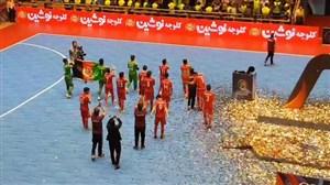 تشویق فوق العاده افغان ها پس از قهرمانی ژاپن