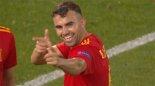 گلزنی بورخا مایورال برای اسپانیا (یورو U21)