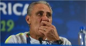 تیته: این یکی از بهترین بازیهای تیم ملی برزیل بود