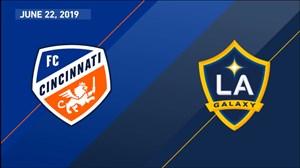 خلاصه بازی لس آنجلس گلکسی 2 -سینسیناتی 0
