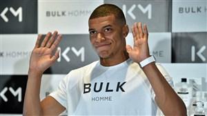 کیلیان امباپه از بهترین بازیکنان دنیا میگوید...