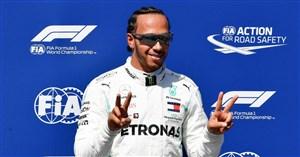 قهرمانی همیلتون در جایزه بزرگ فرانسه